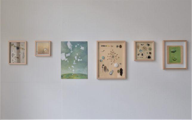 Arbeiten von Anne Ehrhardt